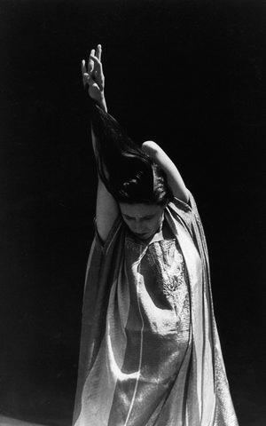 Imogen Cunningham, 'Martha Graham 3, 1931', 1981, Photography, Gelatin Silver Estate Print, Ryan Gallery