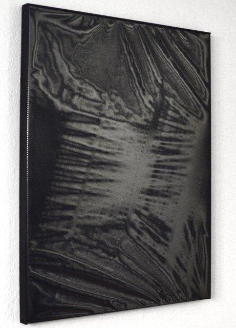 , 'Black Refraction,' 2014, Castor Gallery