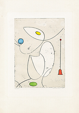 , 'La cloche rouge,' 1970, Galerie Boisseree