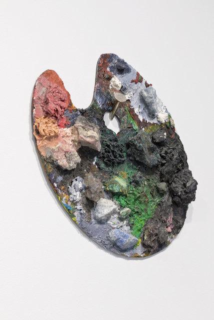, 'Paint or Stone / A splash of colour / precious palet (1),' , Galerie Zink