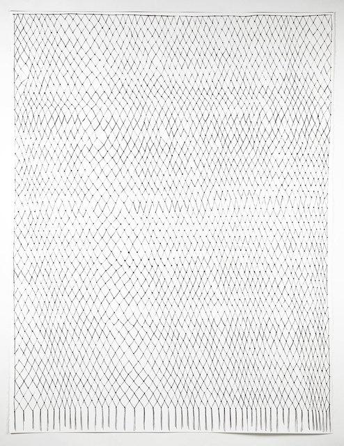 , 'I am Tying a Net,' 2017, CULT | Aimee Friberg Exhibitions