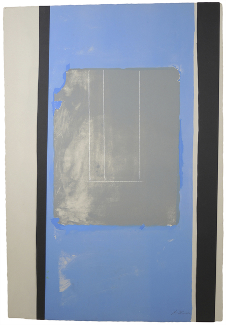 , 'The Aberdeen Stone,' 1971, Dedalus Foundation