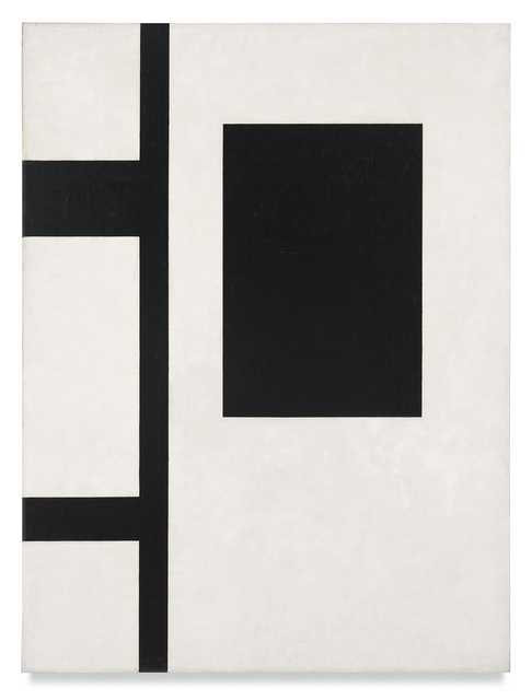 , 'Untitled Composition,' 1953, Miles McEnery Gallery