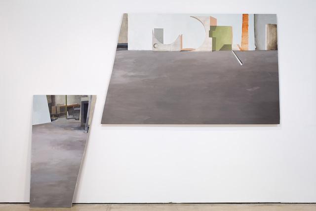 , 'Breadboard,' 2014, Emerson Dorsch