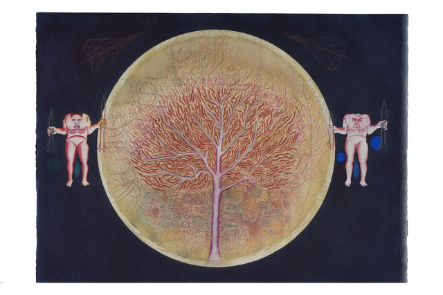 , 'Whose World, Mappamundi,' 2017, Gallery Odyssey