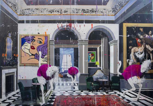 Angelo Accardi, 'CONFUSED', 2019, Eden Fine Art