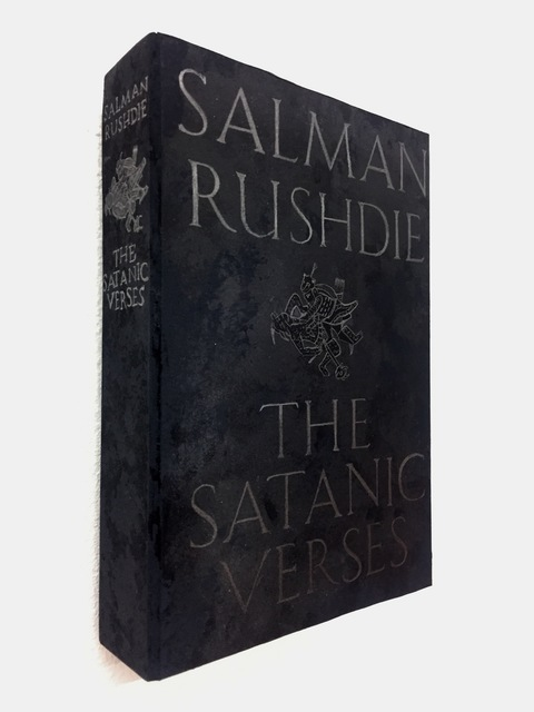 , 'THE SATANIC VERSES,' 2017, Eleanor Harwood Gallery
