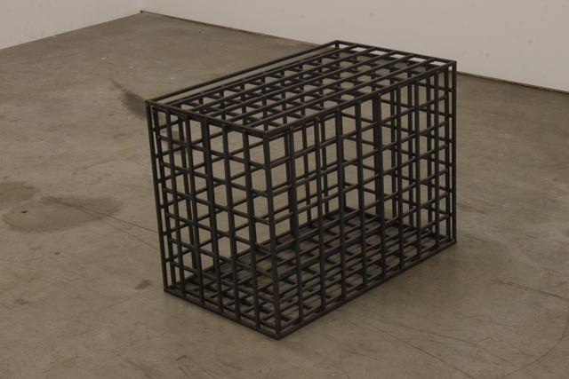 , 'Skulptur I,' 2003, Galleria Doris Ghetta