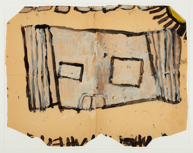 , 'Untitled (Light Grey House),' 1972-1980, Ricco/Maresca Gallery
