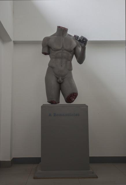 Liu Zhan 刘展, 'A Romantic', 2013, Tang Contemporary Art