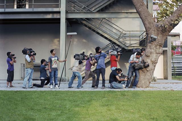 , 'Truth (Tree),' 2011, Officine dell'Immagine