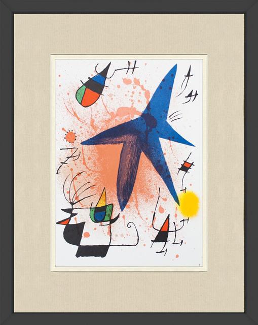 Joan Miró, 'Litografia original I', ArtWise