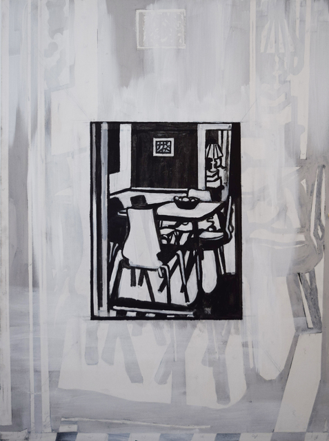, 'Interior, Interior,' 2018, Fountain House Gallery