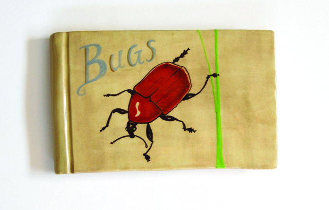 , 'Bugs,' 2016, Seager Gray Gallery