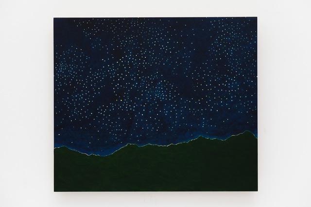 , 'Banho de estrelas,' 2015, Mendes Wood DM