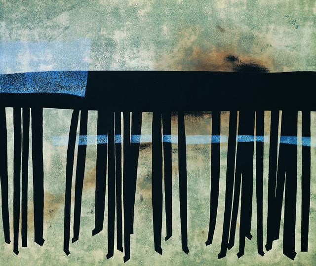 , 'Six Tables,' 2003, Tina Keng Gallery