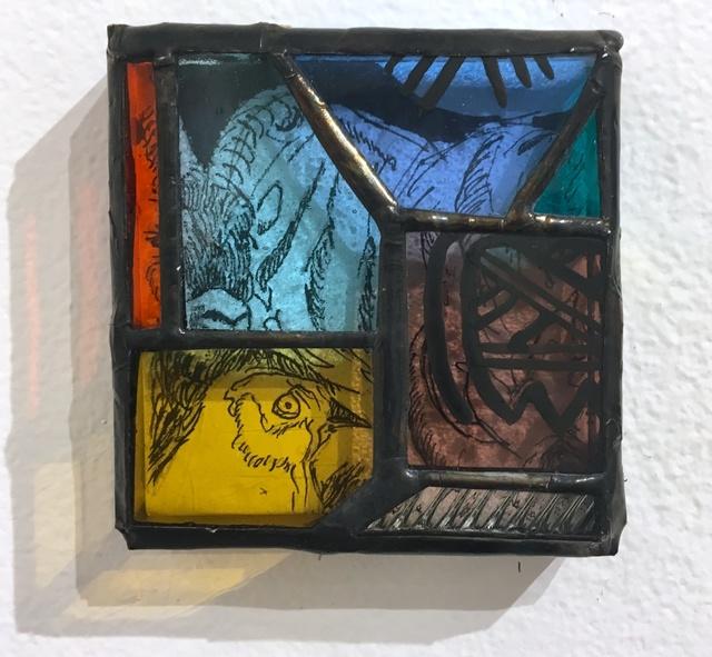 , 'Endangered,' 2018, Deep Space Gallery