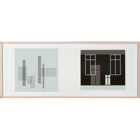 Josef Albers, Limited Edition Portfolio 550/1000 Entitled Formulation: Articulation, Image Folio I, Folder 21