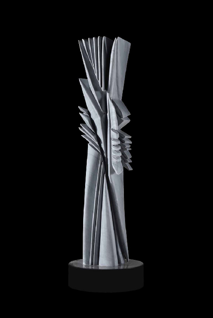 Pablo Atchugarry, 'Untitled', 2006, Sculpture, Gray Bardiglio marble, Contini Art Gallery