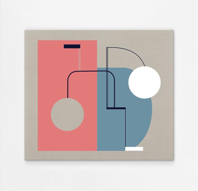 , 'An Atomic Age II,' 2019, Kristin Hjellegjerde Gallery