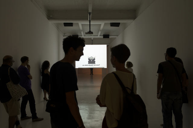 Hassan Khan, 'Rant', 2008, Video/Film/Animation, Single-channel b/w video, Beirut Art Center