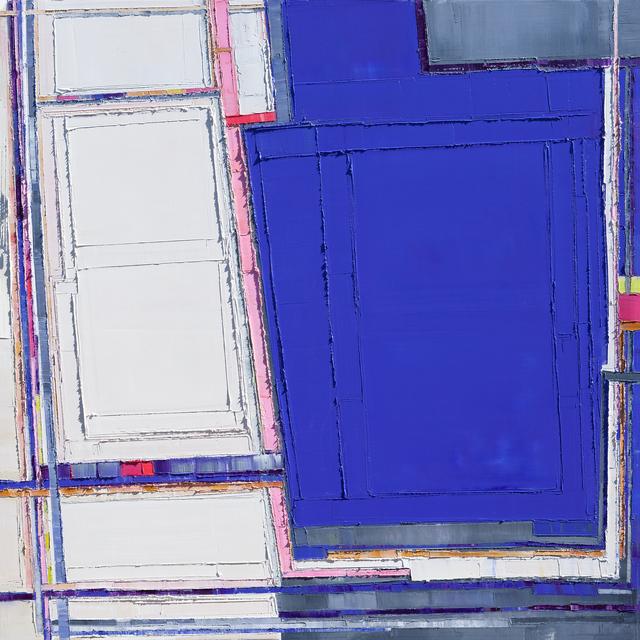 , 'Super Spatial 11,' 2019, Slate Contemporary