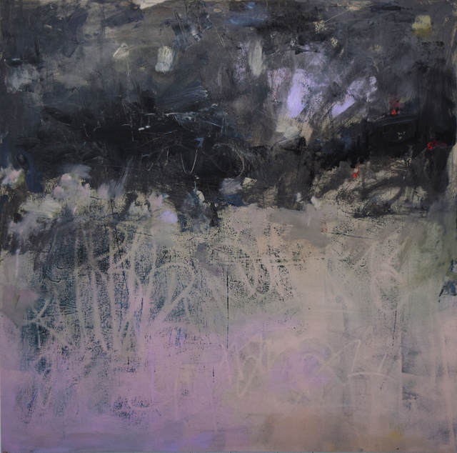 , 'Paint Indoors in the Daytime, Paint Outdoors in the Nighttime,' 2016, Seraphin Gallery