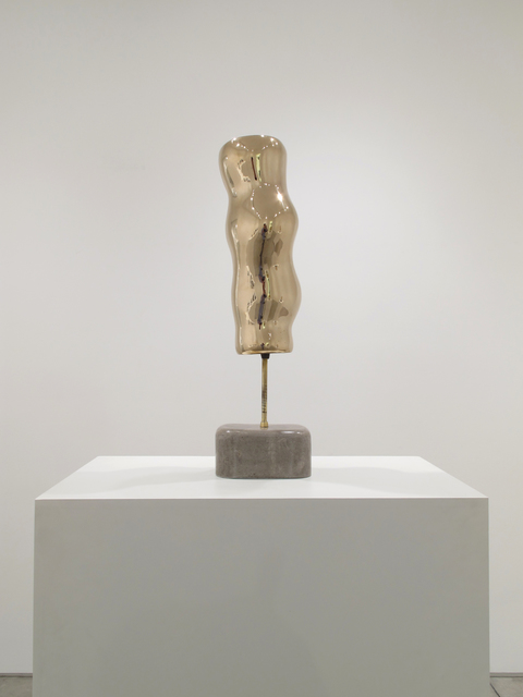 , 'Gaea's Column,' 2016, Inman Gallery