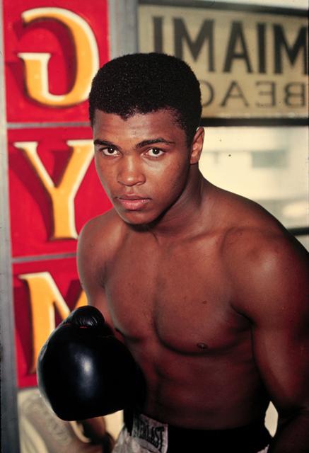 , 'Cassius Clay, Fifth Street Gym, Miami,' 1963, TASCHEN