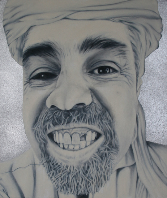 jon boles, 'Happy Terrorist', 2015, Sping/Break Benefit Auction