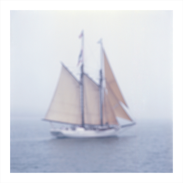 , 'Yawl, Vineyard Sound, Massachusetts, ed. of 23,' 2011, Sears-Peyton Gallery