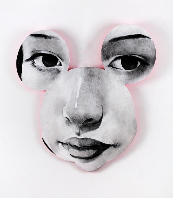 """, '""""Fantasía (2),' 2013, Dharma Fine Arts"""