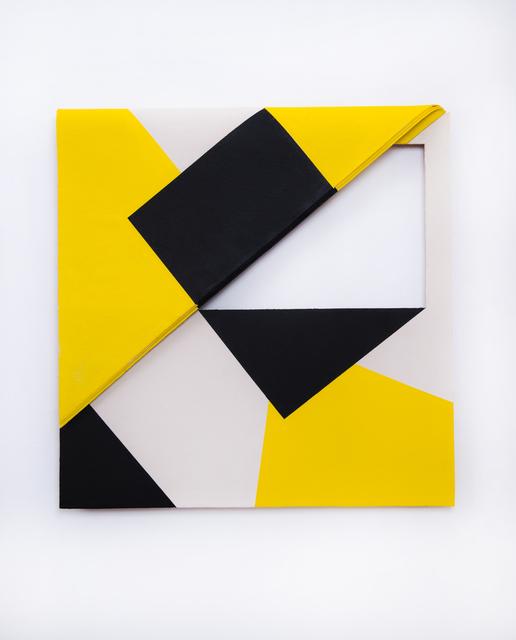 , 'Relevo,' 2015, Galeria Leme