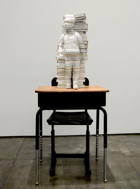 , 'Absorption No. 6,' 2015, Eli Klein Gallery