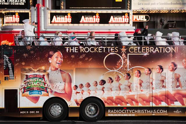 , 'The Rockettes,' 2012, Anastasia Photo
