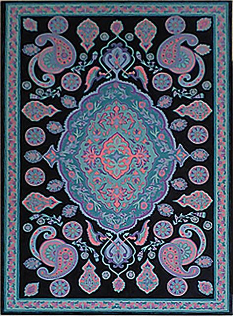 , 'Carpet Deisgn,' 2017, SAFIA