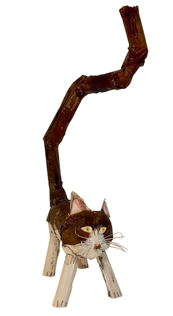 , 'Cat,' 2015, Gallery Mac