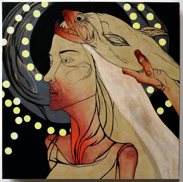 , 'Vampire Fish Bride,' 2013-2014, ANNO DOMINI
