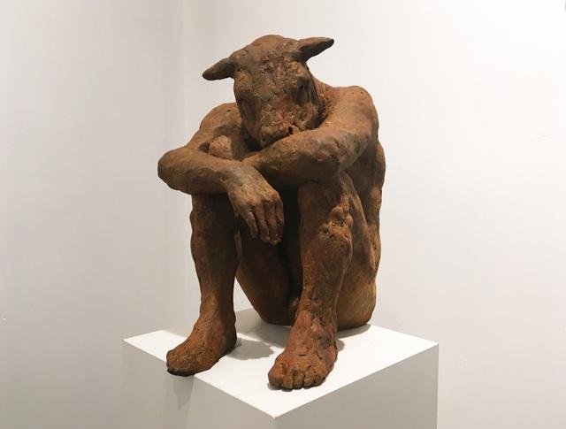, 'Sitting Minotaur ,' , Hugo Galerie