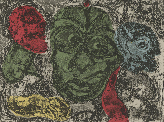 , 'L'Homme Vert ,' 1993, Dolan/Maxwell
