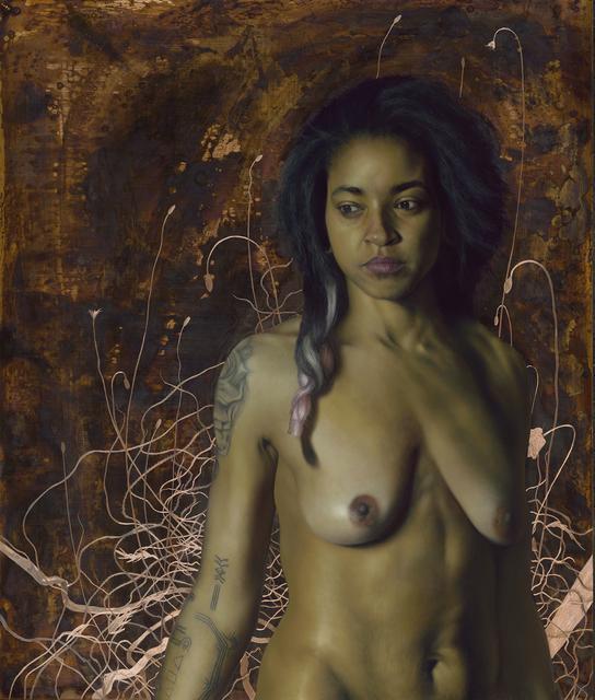 , 'The Fighter,' , Sirona Fine Art