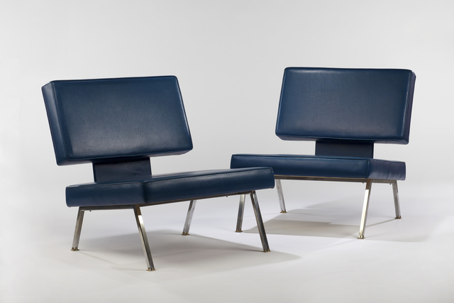 , 'Pair of Chairs,' 1957, Demisch Danant