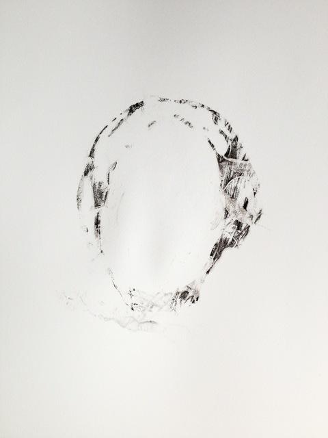 , 'De la Desconocida del Sena y otras Ofelias - X,' 2013, Oficina #1
