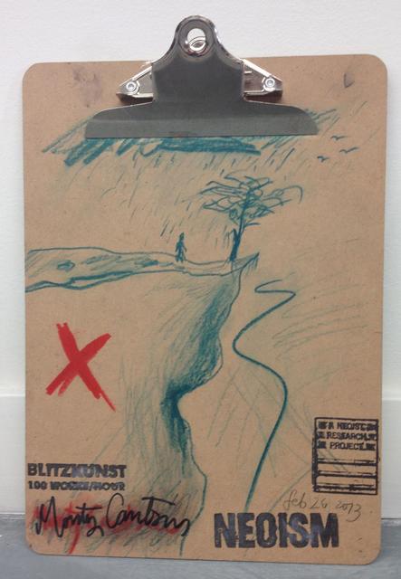 , 'Neoist Clipboard 26 Feb 2013,' 2013, Robert Kananaj Gallery