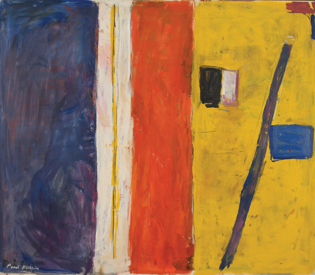 , 'Bitter Orange,' 1967-1968, Vallarino Fine Art
