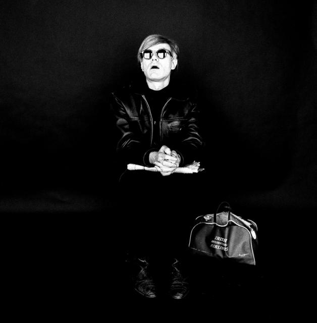 , 'Andy Warhol,' 1966, Nikola Rukaj Gallery