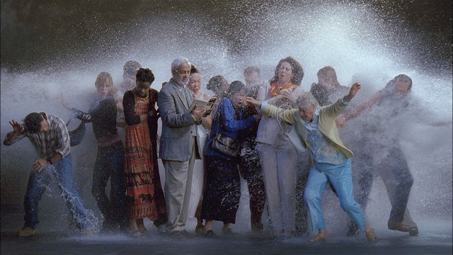 Bill Viola, 'Tempest (study for the Raft)', 2005, Galerie Natalie Seroussi