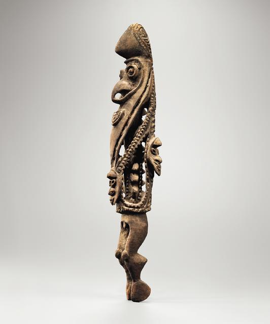 , 'Polymorphic sculpture,' , Musée du quai Branly