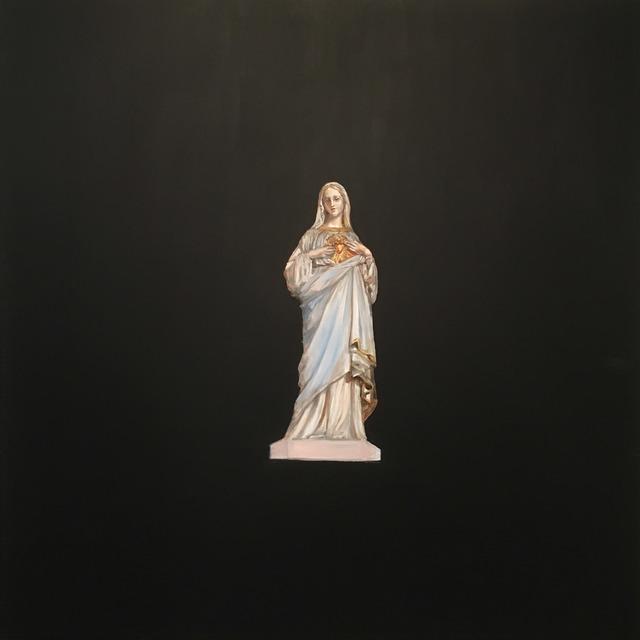 , 'Mary (St Mary's on the Mount, Mount Washington),' 2018, BoxHeart
