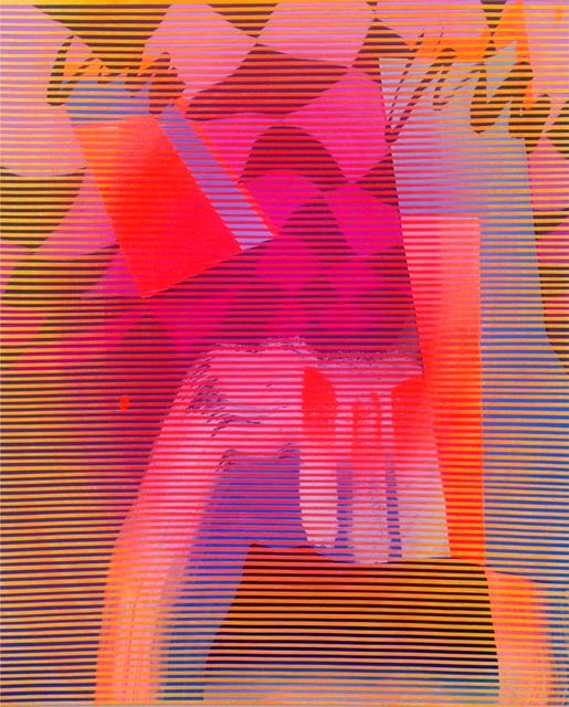 , 'Window3,' , Bluerider ART